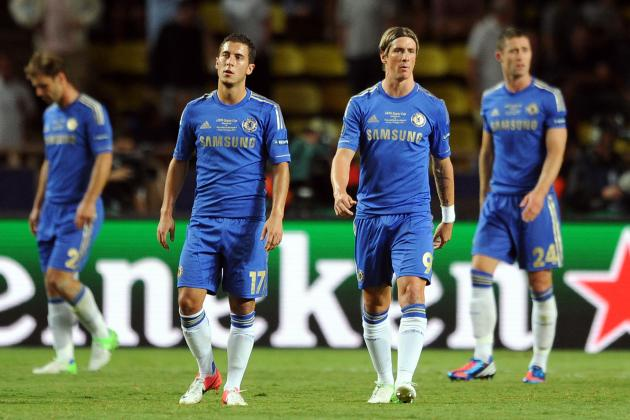 UEFA Champions League 2012: Top Matchups to See in First Round of Group Play