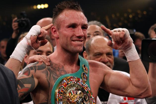 Mikkel Kessler vs. Brian Magee for WBA 168 Title, Could Andre Ward Be Next?