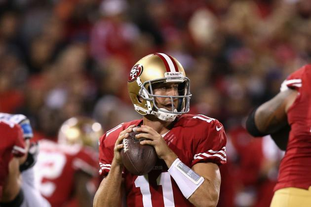 Why San Francisco 49ers' Alex Smith Does Not Deserve Any More Criticism