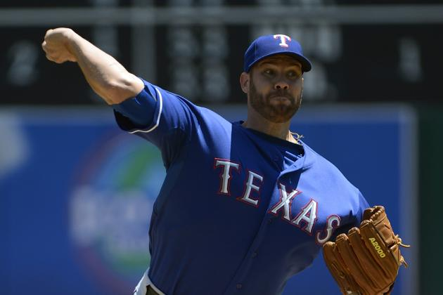 Rangers to Extend Colby Lewis: MLB Rumors