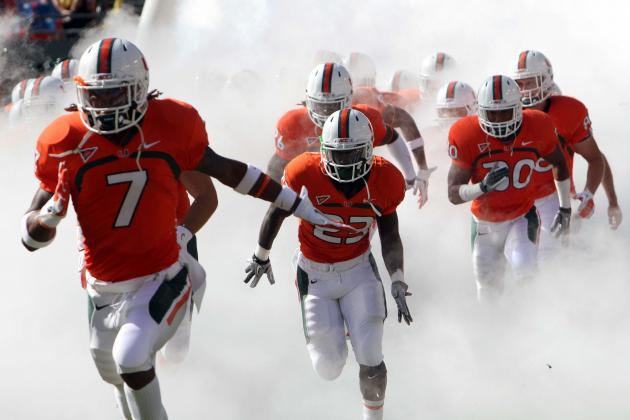 Miami (FL) vs. Georgia Tech: TV Schedule, Live Stream, Radio, Game Time and More