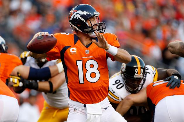 Broncos vs. Falcons: How Peyton Manning Can Lead Denver Past Atlanta on MNF