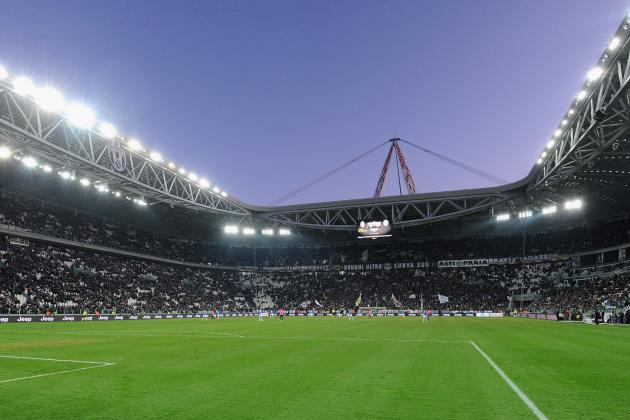 Return of Juventus Brings a Grand New Stadium for Champions League Football