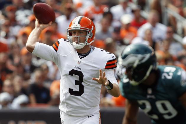 Cleveland Browns 2012: Why Fans Should Sit Tight on Brandon Weeden