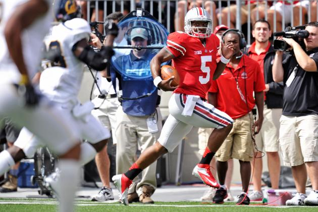 Can Braxton Miller Win 2012 Heisman Trophy with Ohio State Probation/Bowl Ban?
