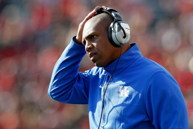 Kentucky Football: 3 Players Caught with Drugs, Joker Phillips in Trouble?