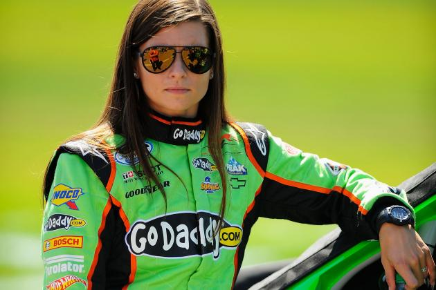 Eury Jr. Out as Danica's Crew Chief