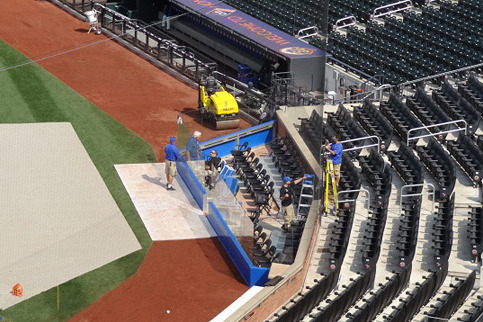 Mets Add Citi Field Seats