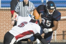NFL Draft 2013: Catawba College Cornerback Jumal Rolle