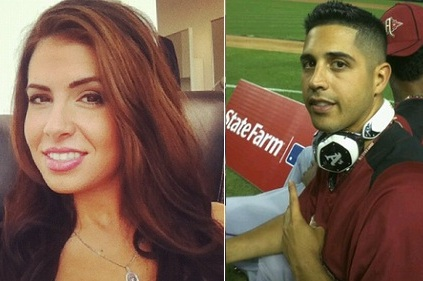 Nationals Ace Gio Gonzalez Reportedly Dating LFL Quarterback Angela Rypien