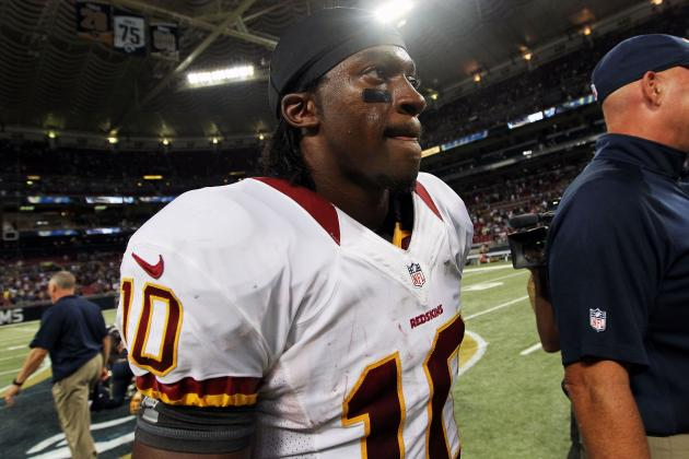 What They Should Be Thinking Today: Washington Redskins