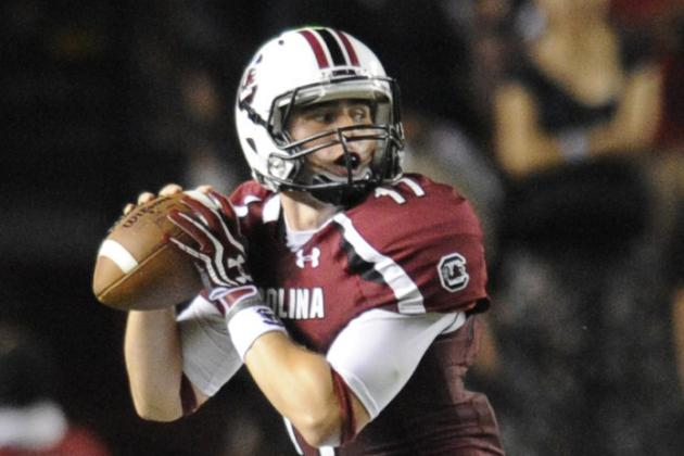 South Carolina Football: Ok...Now It's Time for a Quarterback Controversy