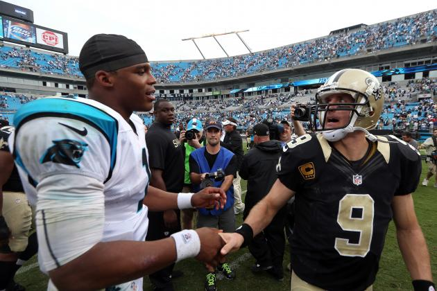 Carolina Panthers Get Physical in Bounce Back Win over the New Orleans Saints