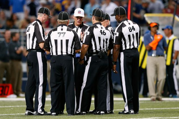 Joe Flacco, Ray Lewis and More NFL Superstars Blast Replacement Refs