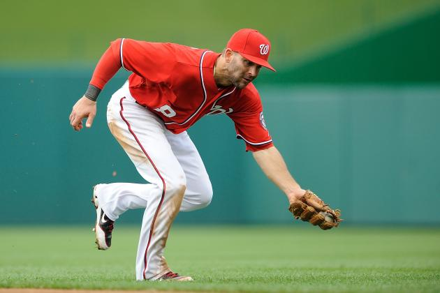Nationals Not Expecting Resolution on Danny Espinosa's MRI Until Tuesday