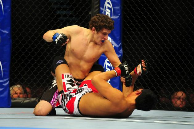 UFC 152: Jimy Hettes Looks to Keep the Momentum Rolling Against Marcus Brimage