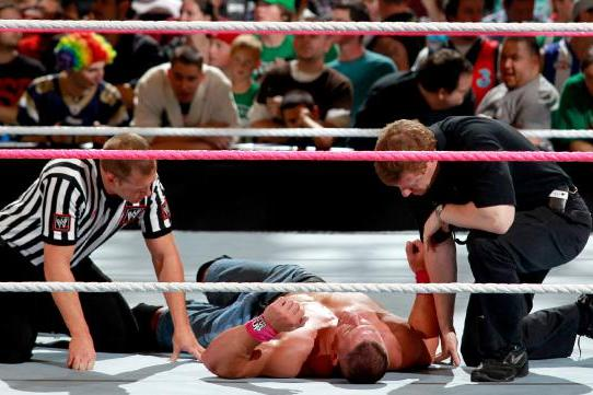 John Cena Injury: Does Cena Deserve a Break?