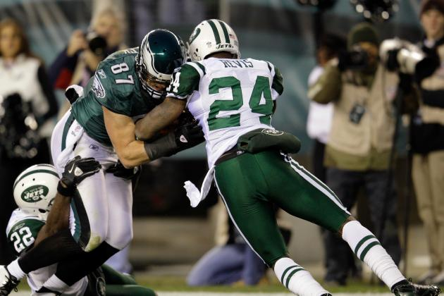NFL Week 3 News: New York Jets Cornerback Darrelle Revis Still Questionable