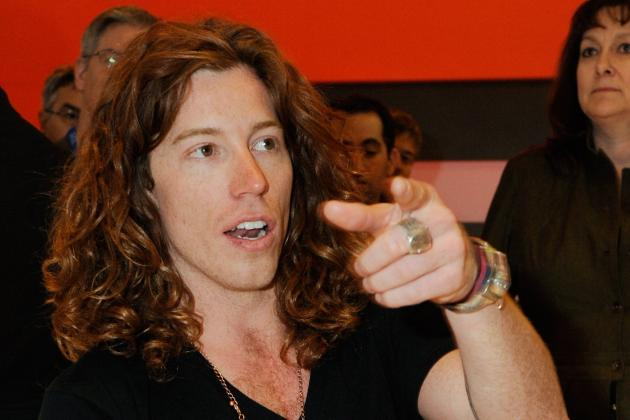 SHAUN WHITE Arrested for Being Wasted Trashing Hotel Room