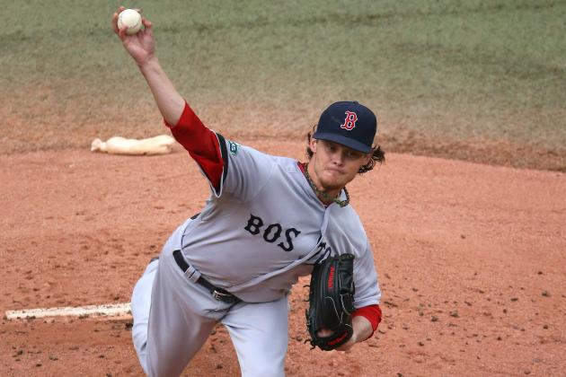 Clay Buchholz a Bright Spot for Sox