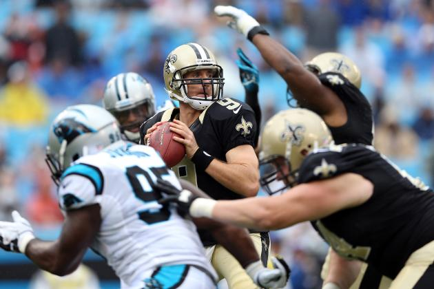 Elite Quarterbacks Brees, Brady and Rodgers All off to Slow Starts