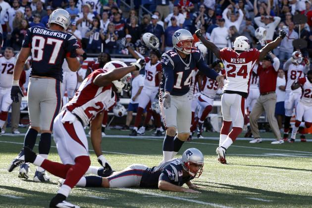 Breaking Down Game Tape of New England Patriots' Loss to the Arizona Cardinals