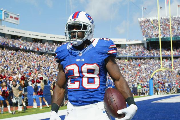 Fantasy Football: Can C.J. Spiller Be the New CJ2K?