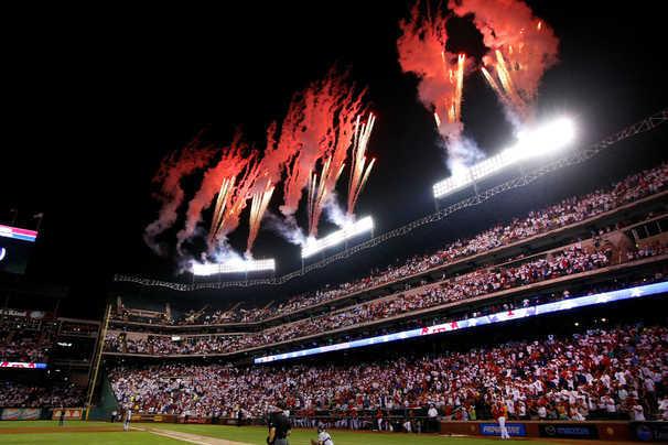 Texas Rangers Plan $10 Million Ballpark Expansion