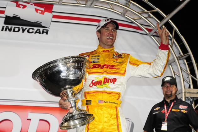 IndyCar 2012: Handing out the Season Awards