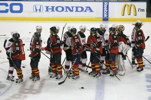 NHL Lockout Can Derail Recent Success of Florida Panthers