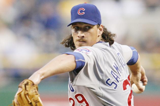 Samardzija Adjusting to Life on the Bench