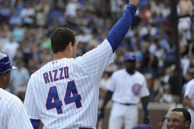 Anthony Rizzo Has Lived Up to the Hype for the Cubs