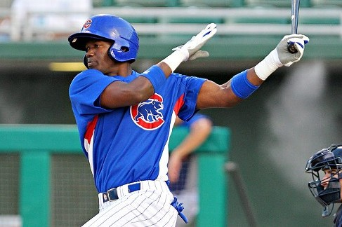 Soler Puts on a Show at Wrigley Field