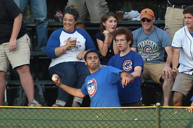 Cubs Attendance Lowest in a Decade