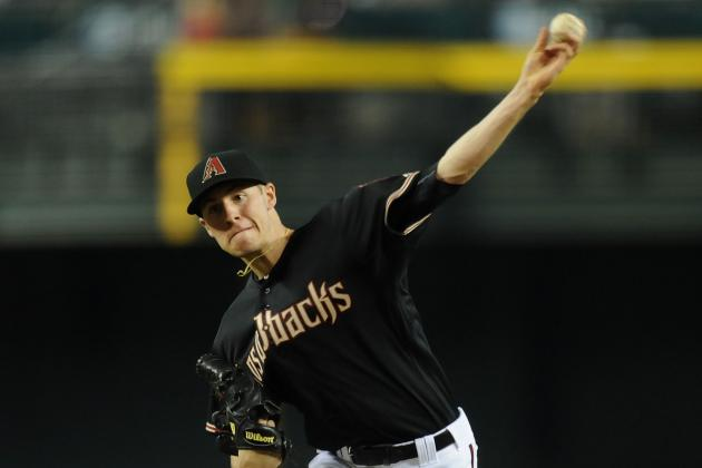 Arizona Diamondbacks' Patrick Corbin Wanted to Pitch 9th for Complete Game