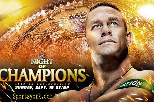 WWE: Night of Champions Proves the More PPV's in the WWE, the Better!