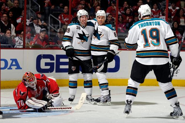 San Jose Sharks: Why Thornton, Couture Heading Overseas Is Best for the Team