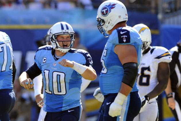 Titans vs. Chargers Take Two