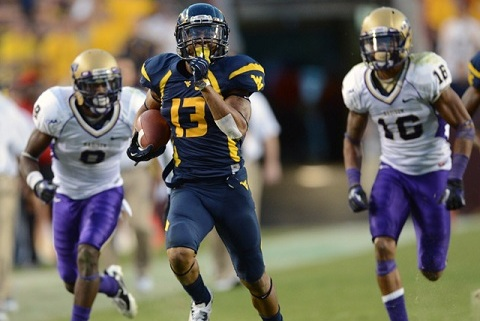 WVU Football: Andrew Buie Has Earned Start Against Maryland