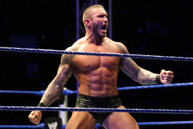 Randy Orton Gives Fan the Finger; Should WWE Suspend Him?