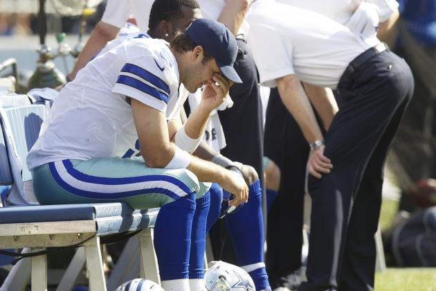 Tony Romo, Dallas Cowboys Must Learn from Ugly Loss to Seahawks