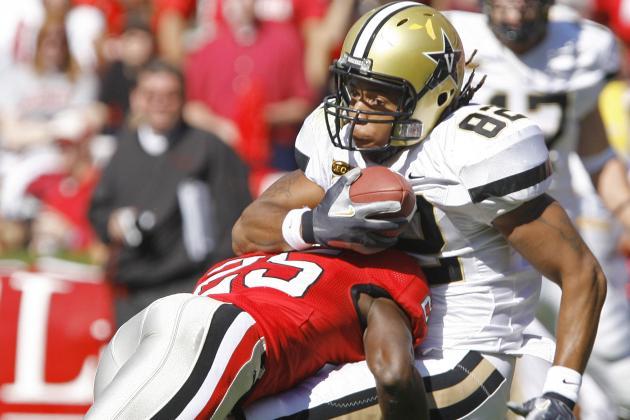 Vanderbilt vs. Georgia: TV Schedule, Live Stream, Radio, Game Time and More