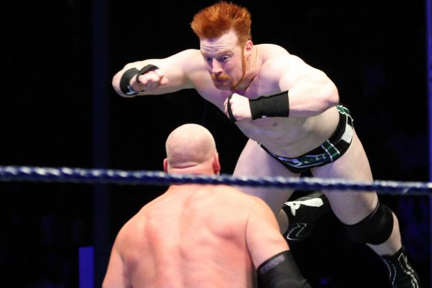 WWE News: Sheamus/Del Rio Feud Over? Who Sheamus Is Scheduled to Face Next