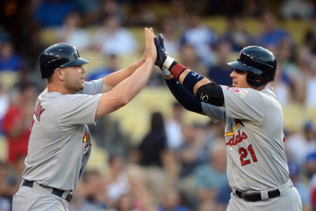 Upcoming Schedule Bodes Well for Cardinals' Postseason Chances