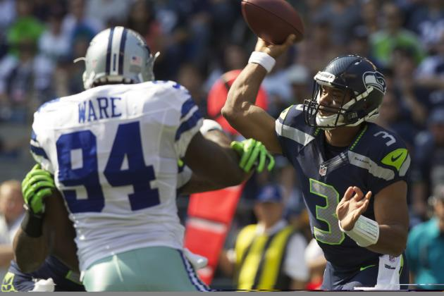 Cowboys vs. Seahawks: Russell Wilson Is Gaining Confidence