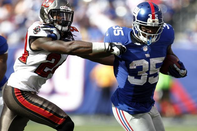 Week 3 Waiver Wire: Why Andre Brown Is an Absolute Must-Add