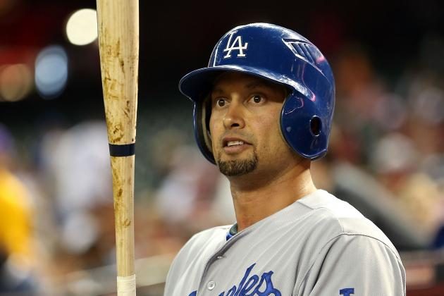 Shane Victorino, Not a Happy Dodger