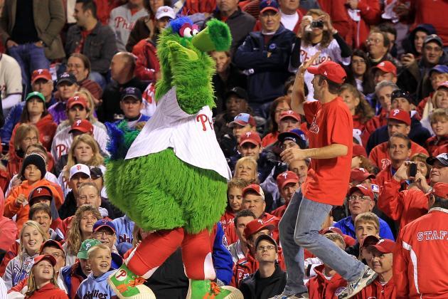 C'mon Phillies Fans, Let's Do the Twist!