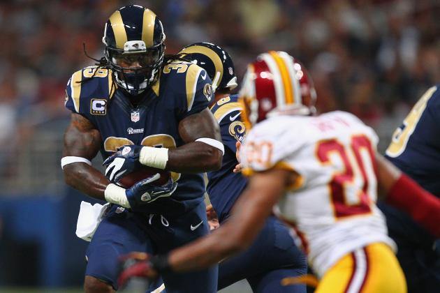 Steven Jackson: Groin Injury Won't Keep RB from Being No. 1 Fantasy Option