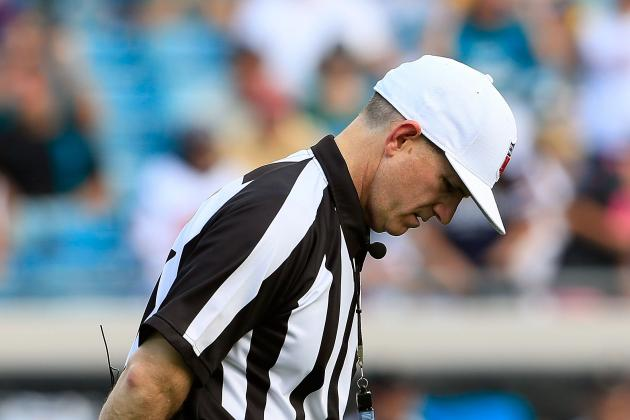 NFL's Defense of Replacement Referees Misses the Mark